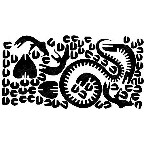 Cobra Puzzle 3D