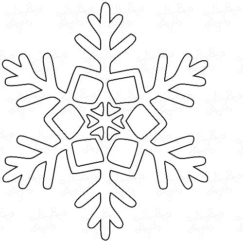 fiocco di neve 6