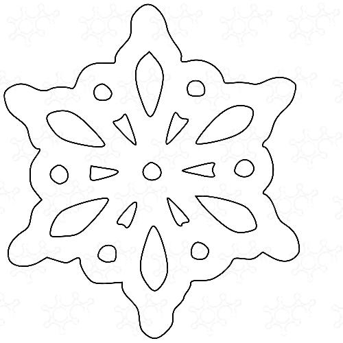 fiocco di neve 8