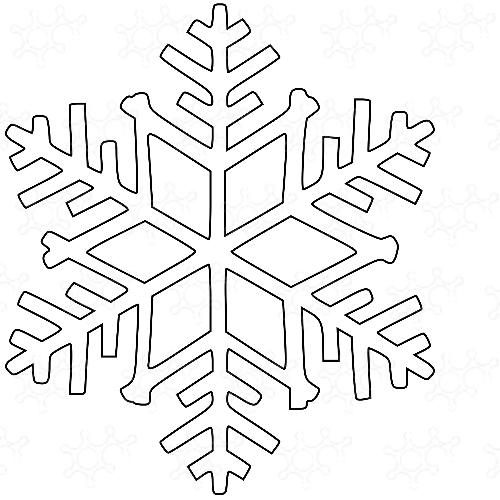 fiocco di neve 1