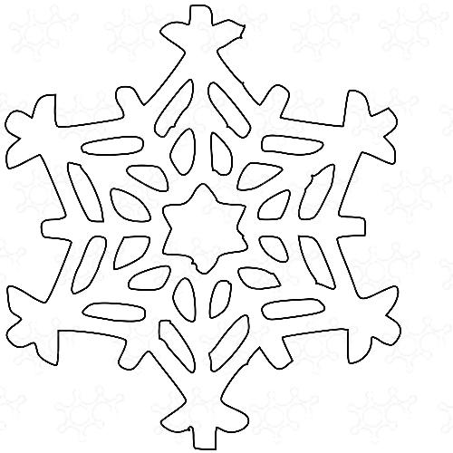 fiocco di neve 4