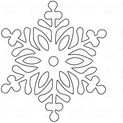 fiocco di neve 11