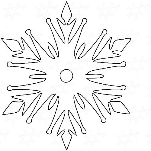 fiocco di neve 13