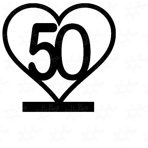 50 con cuore