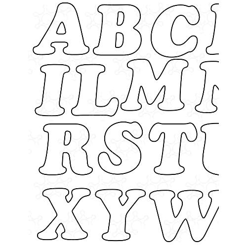 alfabeto piccolo per composizioni