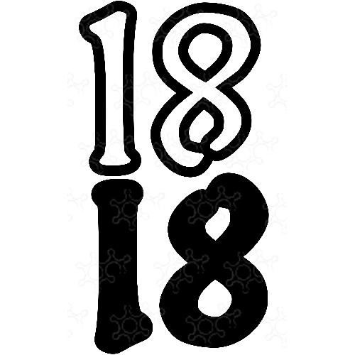 18 Porta confetti