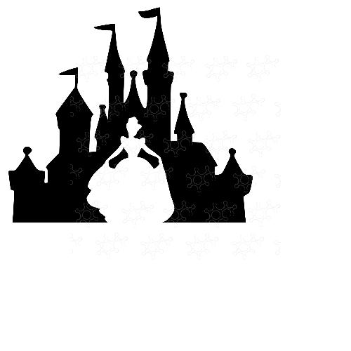 Castello Cinderella Disney Princess