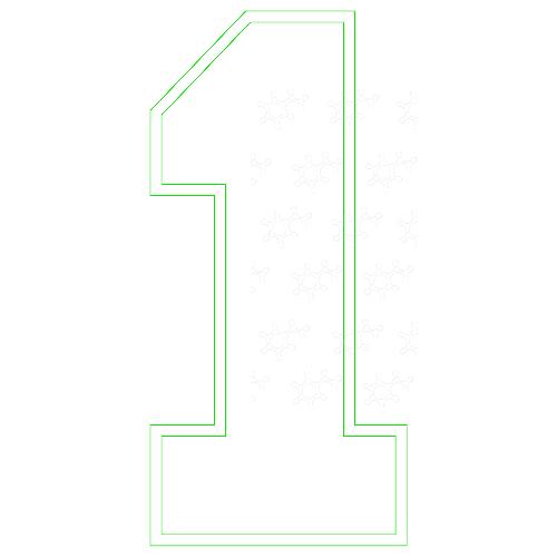 1 Porta palloncini/confetti