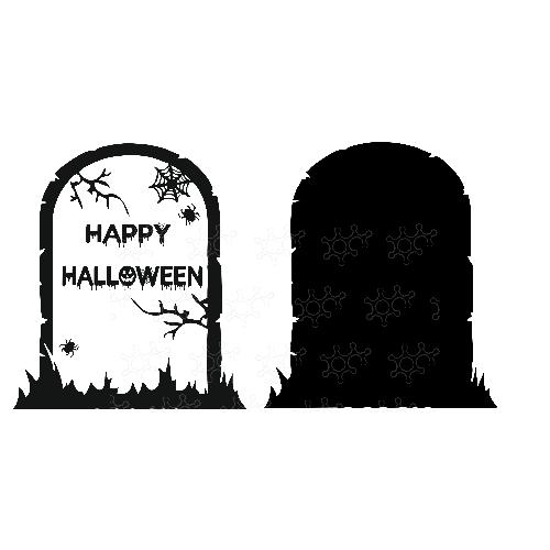 Lapide Halloween