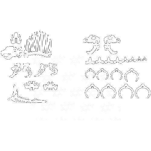 Puzzle 3D: stegosauro