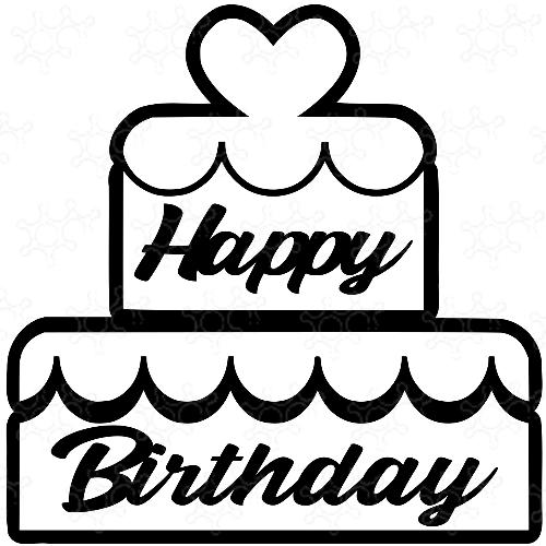 Happy Birthday Torta